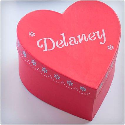 Pesonalized-Valentine-Heart-Boxes