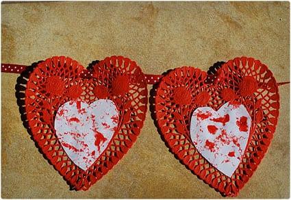 Valentine's-Banner