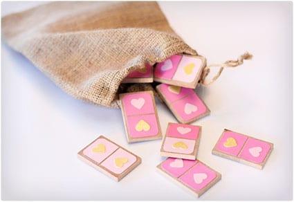 Valentine's-Dominoes