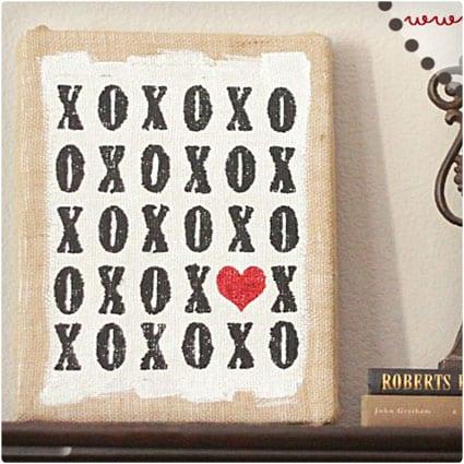 XO-Valentine-Canvas