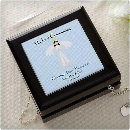Personalized-Communion-Memory-Box