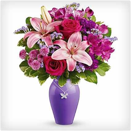 75 best mothers day flower arrangements dodo burd beautiful butterfly bouquet mightylinksfo