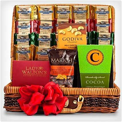 Chocolate-Decadence-Gift-Basket