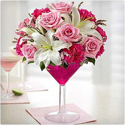 Cosmopolitan-Bouquet