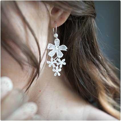 DIY-Lace-Earrings