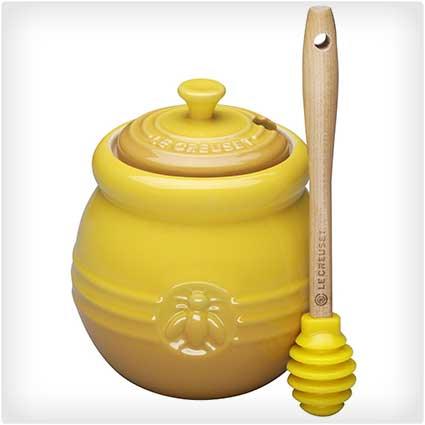 Le-Creuset-Honey-Pot