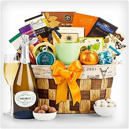 Mother's-Day-Champagne-Brunch-Gift-Basket