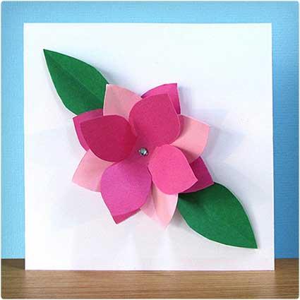 Spring-Flower-Card