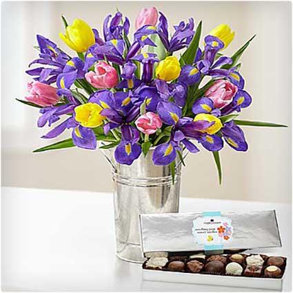 Spring-Tulip-and-Iris-Bouquet