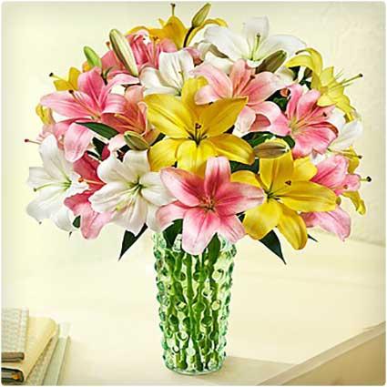 Sweet-Spring-Lilies