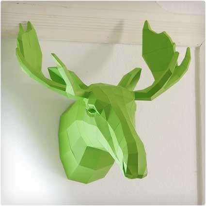 Fake-Trophy-Moose