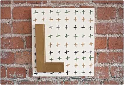 Geometric-Monogram-Art