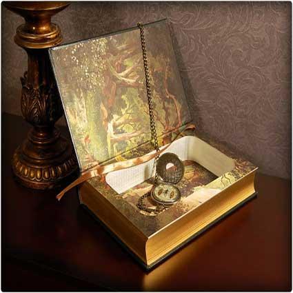 Hollow-Book-Safe