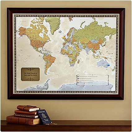 Travel-Destination-Maps