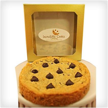1/2 Pound Jumbo Cookie