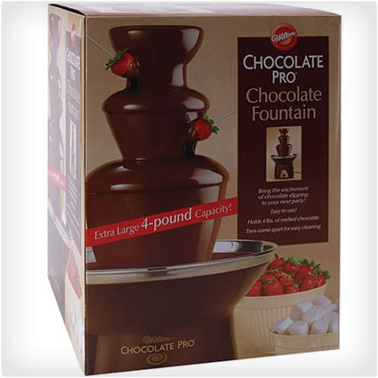 3 Tier Chocolate Fountain
