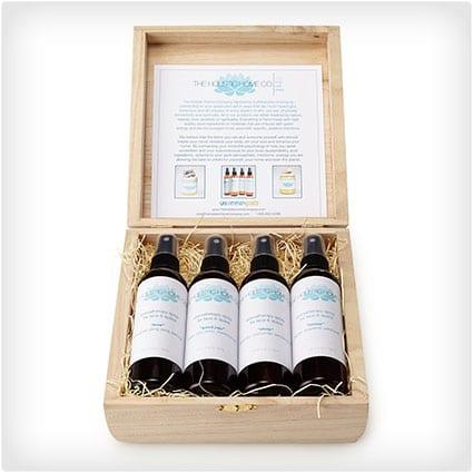 Aromatherapy Deluxe Gift Set