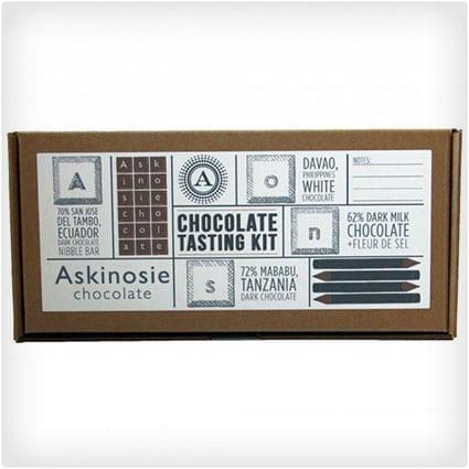 Chocolate Tasting Set