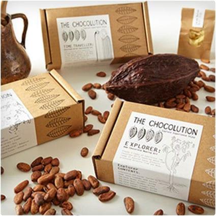 Chocolution Exploration Kits