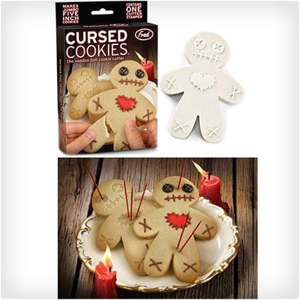 Cursed Cookies Cookie Cutter