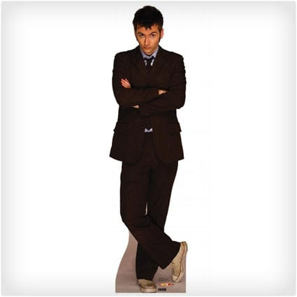 Doctor Who Life Size Cardboard Standup