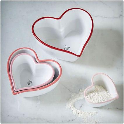 Love Nest Measuring Cups