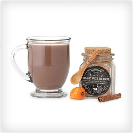 Organic Spiced Hot Chocolate Mix