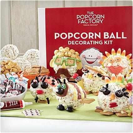 Popcorn Ball Decorating Kit