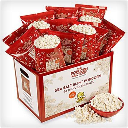 Sea Salt Slim Popcorn