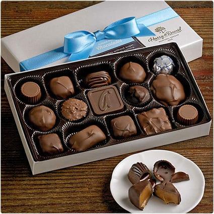 Sugar Free Chocolates Gift Tower