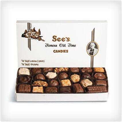 Summer Variety Chocolates