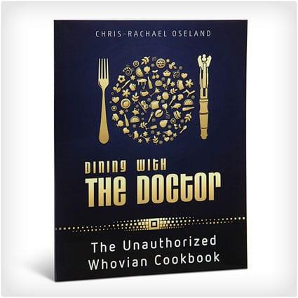 The Unauthorized Whovian Cookbook