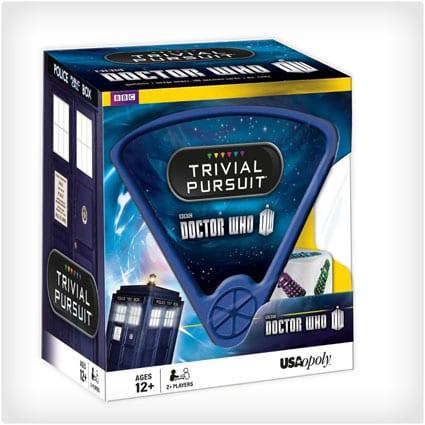 Trivial Pursuit Dr. Who Edition