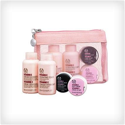 Vitamin E Skin Care Starter Kit