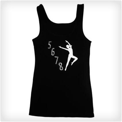 Zone Apparel Woman's Modern Dancer 5678 Tank Top