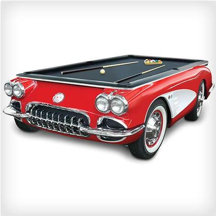 1959 Corvette Billiards Table