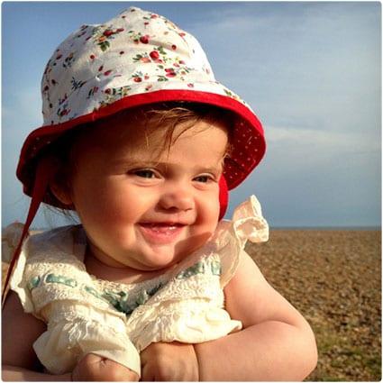 Baby Sunhat