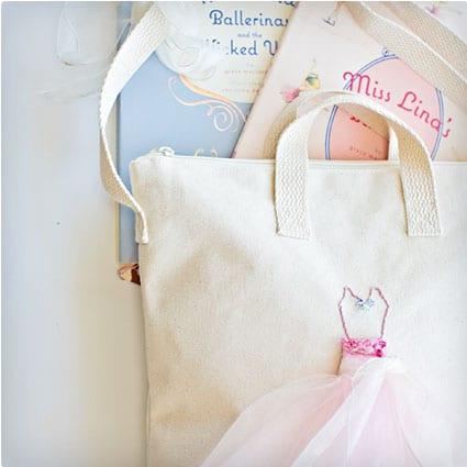 Ballerina Gift Bag