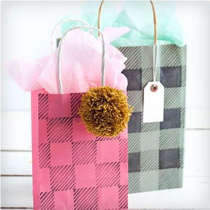 Buffalo Gift Bag