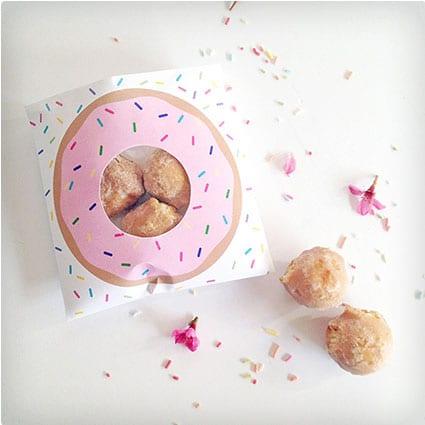 Donut Gift Bag