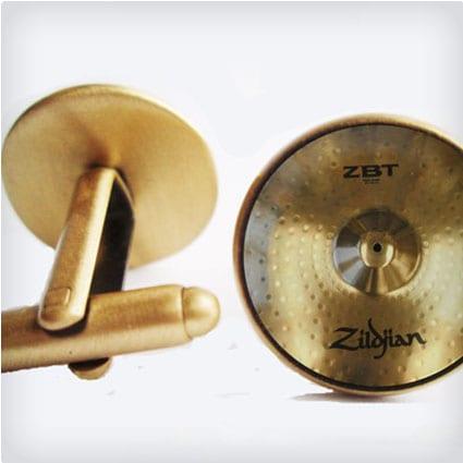 Drummer Cufflinks