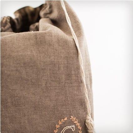 Embroidered Gift Bag