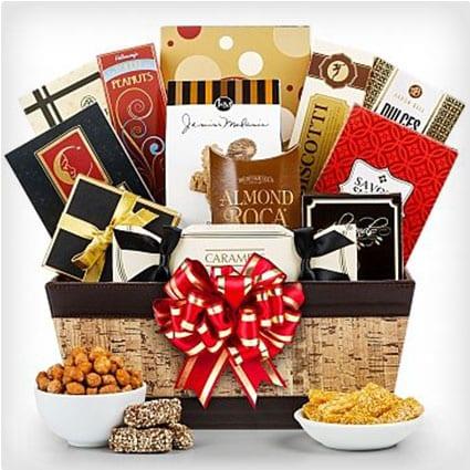 Encore Gourmet Gift Basket