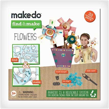 Makedo-Flowers