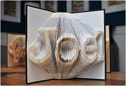 Personalized-Folded-Book
