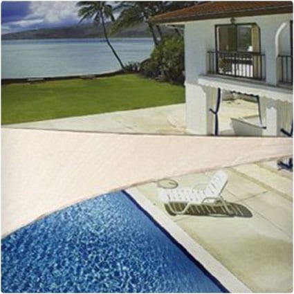 Pool Sun Shelter