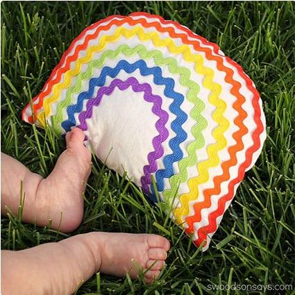 Rainbow Baby Toy