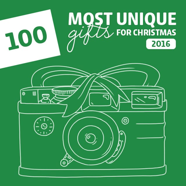 2018 Hot List: 500+ Most Unique Christmas Gift Ideas of the Year