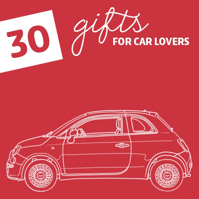 30 Gifts for Car Lovers and Enthusiasts  Dodo Burd
