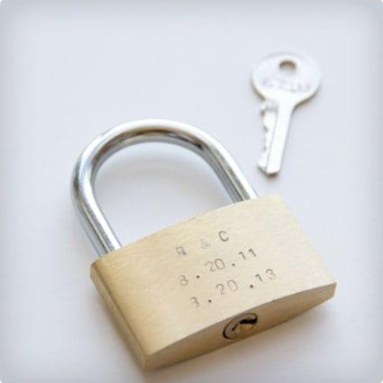 Anniversary Lock
